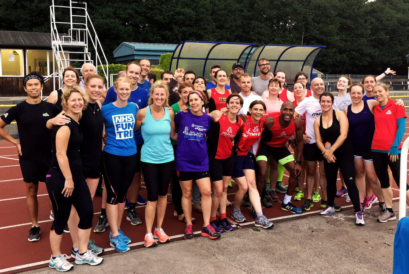 Manchester Triathlon Club | One of the largest multisports clubs in the country