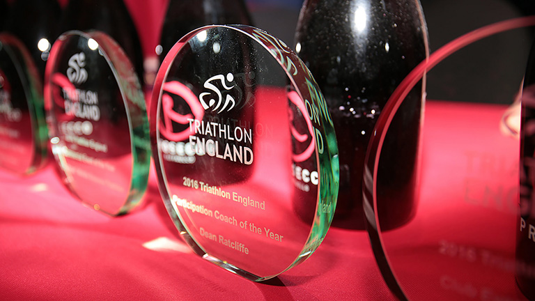 Triathlon England Awards 2018