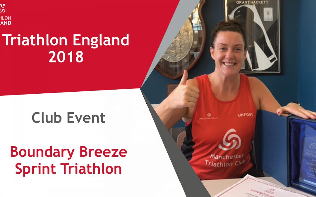 Triathlon England Club Event of the Year