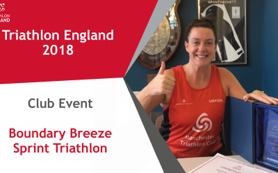 Triathlon England Club Event of the Year